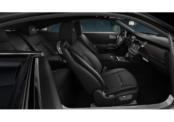New 2021 Rolls-Royce Wraith Black Badge for sale Call for price at Bentley Greenwich in Greenwich CT 06830 6
