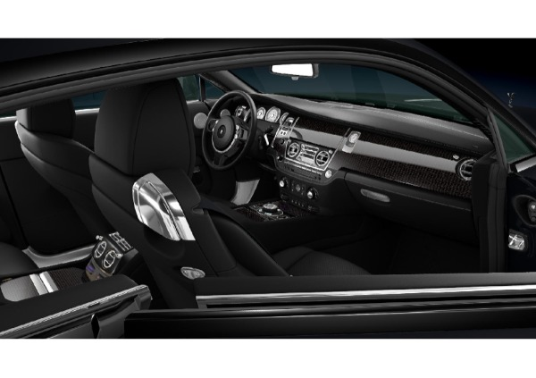 New 2021 Rolls-Royce Wraith Black Badge for sale Call for price at Bentley Greenwich in Greenwich CT 06830 7