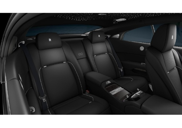New 2021 Rolls-Royce Wraith Black Badge for sale Call for price at Bentley Greenwich in Greenwich CT 06830 8