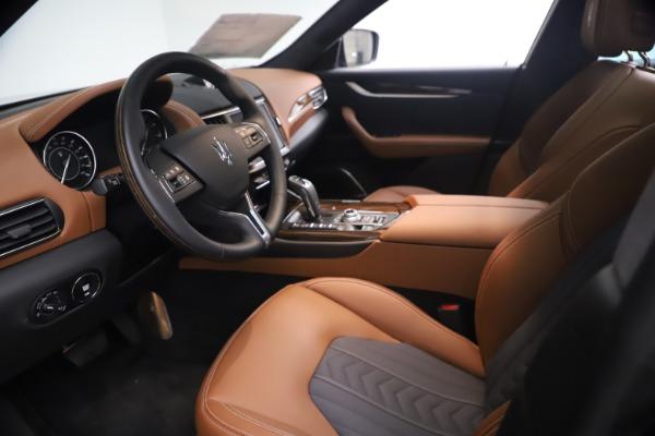 New 2021 Maserati Levante Q4 GranLusso for sale $93,385 at Bentley Greenwich in Greenwich CT 06830 13