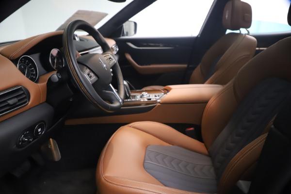 New 2021 Maserati Levante Q4 GranLusso for sale $93,385 at Bentley Greenwich in Greenwich CT 06830 14