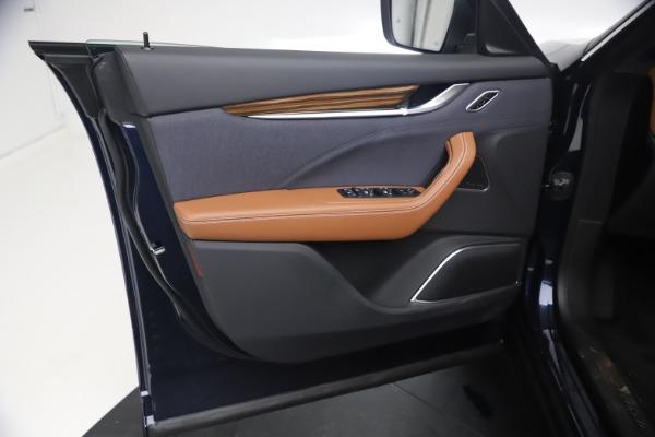 New 2021 Maserati Levante Q4 GranLusso for sale $93,385 at Bentley Greenwich in Greenwich CT 06830 16