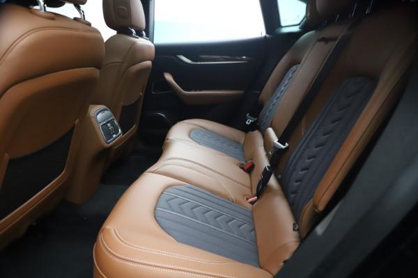 New 2021 Maserati Levante Q4 GranLusso for sale $93,385 at Bentley Greenwich in Greenwich CT 06830 18