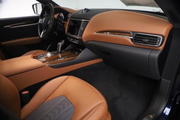 New 2021 Maserati Levante Q4 GranLusso for sale $93,385 at Bentley Greenwich in Greenwich CT 06830 21
