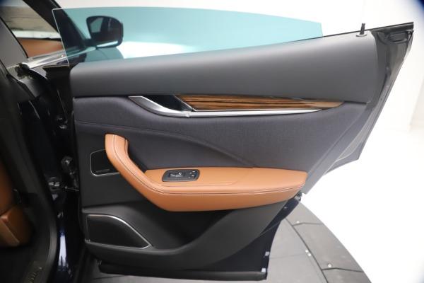 New 2021 Maserati Levante Q4 GranLusso for sale $93,385 at Bentley Greenwich in Greenwich CT 06830 25