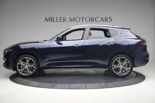 New 2021 Maserati Levante Q4 GranLusso for sale $93,385 at Bentley Greenwich in Greenwich CT 06830 3