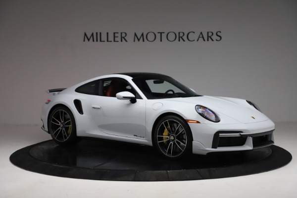 Used 2021 Porsche 911 Turbo S for sale Sold at Bentley Greenwich in Greenwich CT 06830 10