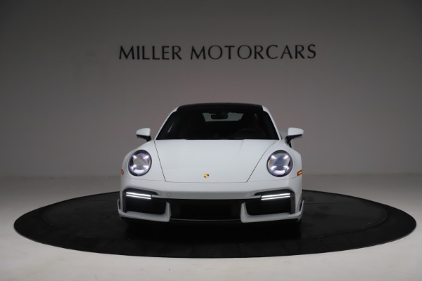 Used 2021 Porsche 911 Turbo S for sale Sold at Bentley Greenwich in Greenwich CT 06830 12