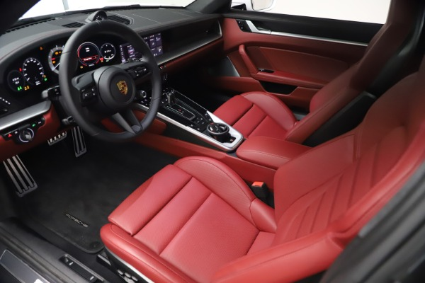 Used 2021 Porsche 911 Turbo S for sale Sold at Bentley Greenwich in Greenwich CT 06830 13