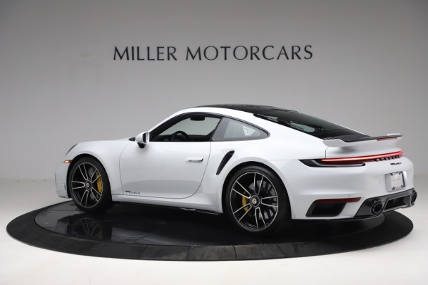 Used 2021 Porsche 911 Turbo S for sale Sold at Bentley Greenwich in Greenwich CT 06830 4