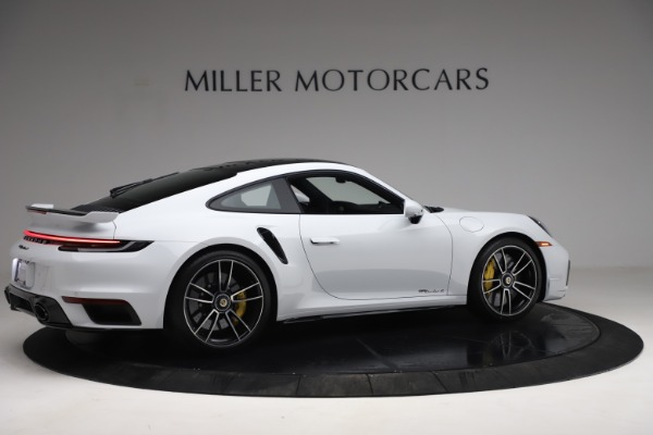 Used 2021 Porsche 911 Turbo S for sale Sold at Bentley Greenwich in Greenwich CT 06830 8