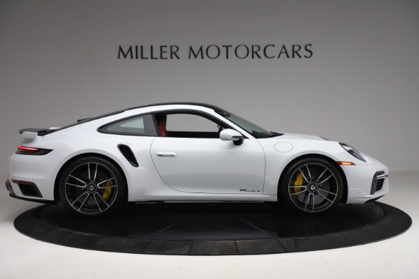 Used 2021 Porsche 911 Turbo S for sale Sold at Bentley Greenwich in Greenwich CT 06830 9