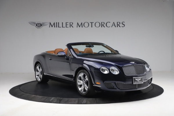 Used 2011 Bentley Continental GTC GT for sale Sold at Bentley Greenwich in Greenwich CT 06830 11