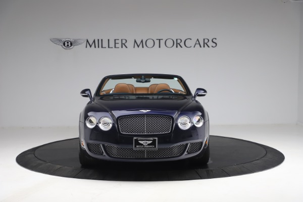 Used 2011 Bentley Continental GTC GT for sale Sold at Bentley Greenwich in Greenwich CT 06830 12