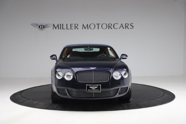 Used 2011 Bentley Continental GTC GT for sale Sold at Bentley Greenwich in Greenwich CT 06830 13