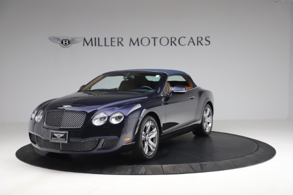 Used 2011 Bentley Continental GTC GT for sale Sold at Bentley Greenwich in Greenwich CT 06830 14