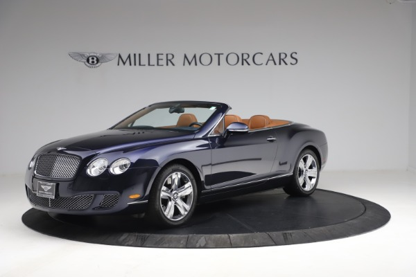 Used 2011 Bentley Continental GTC GT for sale Sold at Bentley Greenwich in Greenwich CT 06830 2