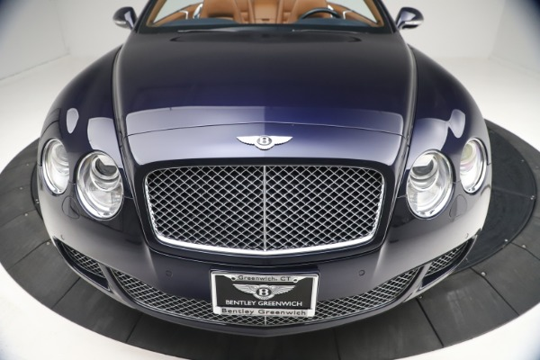 Used 2011 Bentley Continental GTC GT for sale Sold at Bentley Greenwich in Greenwich CT 06830 21