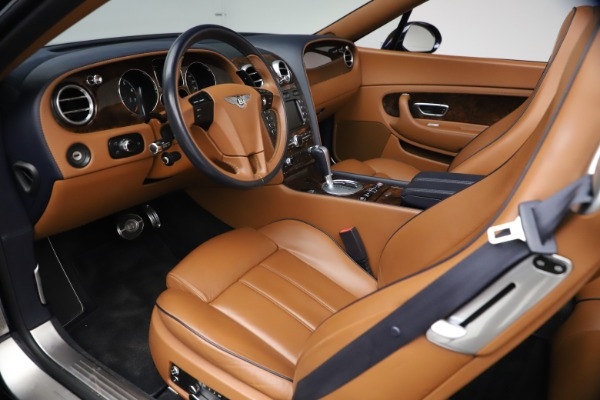 Used 2011 Bentley Continental GTC GT for sale Sold at Bentley Greenwich in Greenwich CT 06830 25