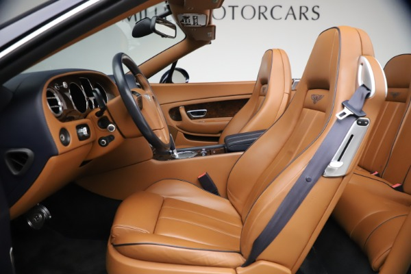 Used 2011 Bentley Continental GTC GT for sale Sold at Bentley Greenwich in Greenwich CT 06830 26