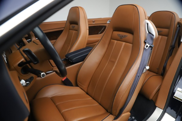 Used 2011 Bentley Continental GTC GT for sale Sold at Bentley Greenwich in Greenwich CT 06830 27