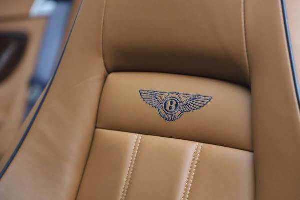Used 2011 Bentley Continental GTC GT for sale Sold at Bentley Greenwich in Greenwich CT 06830 28