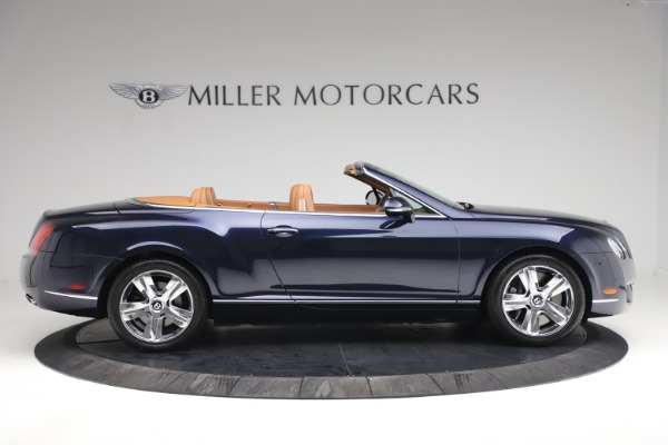 Used 2011 Bentley Continental GTC GT for sale Sold at Bentley Greenwich in Greenwich CT 06830 9