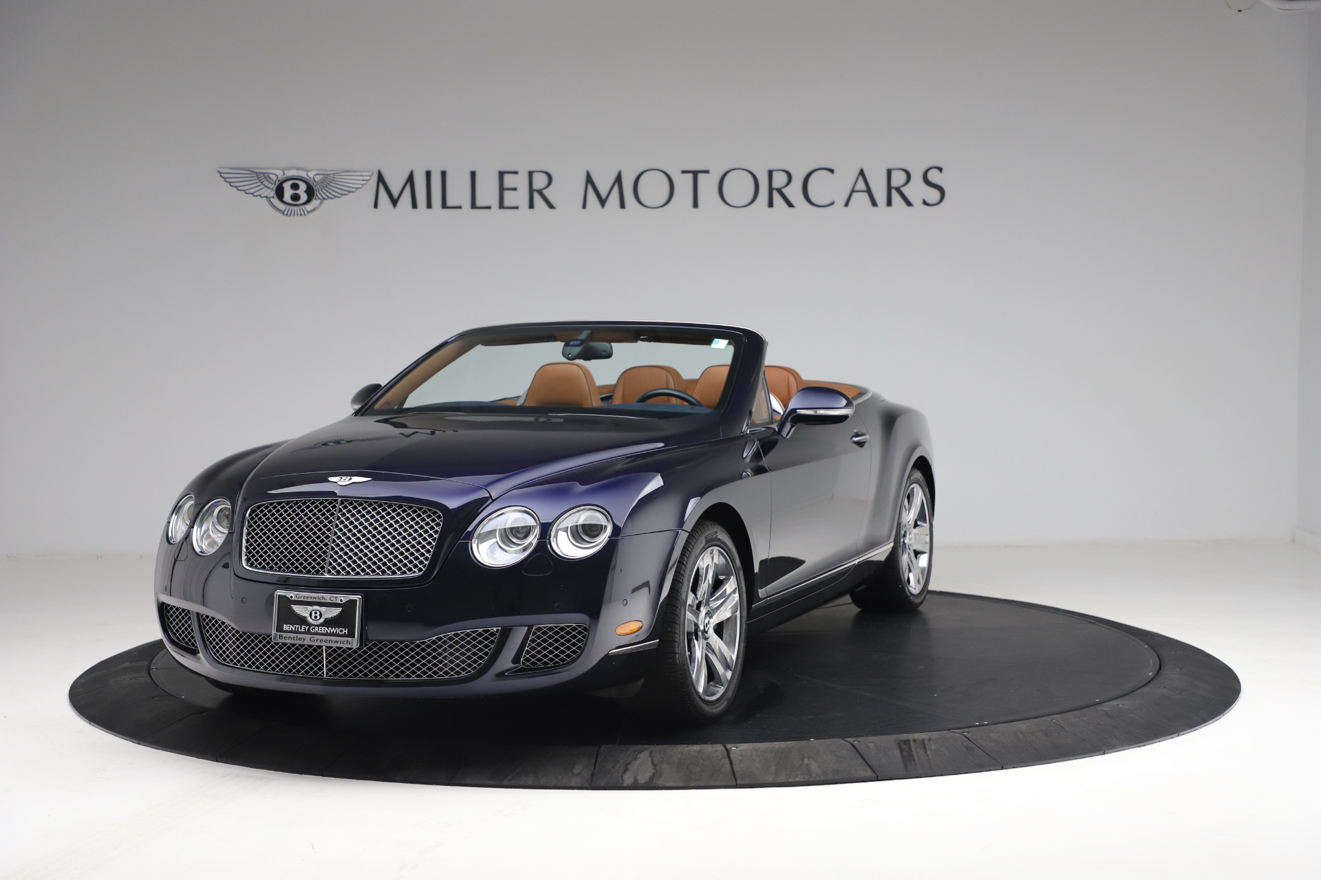 Used 2011 Bentley Continental GTC GT for sale Sold at Bentley Greenwich in Greenwich CT 06830 1