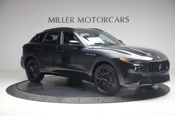 New 2021 Maserati Levante Q4 for sale Sold at Bentley Greenwich in Greenwich CT 06830 10
