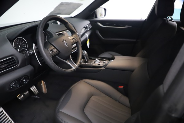 New 2021 Maserati Levante Q4 for sale Sold at Bentley Greenwich in Greenwich CT 06830 13