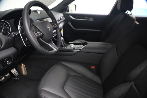 New 2021 Maserati Levante Q4 for sale Sold at Bentley Greenwich in Greenwich CT 06830 14
