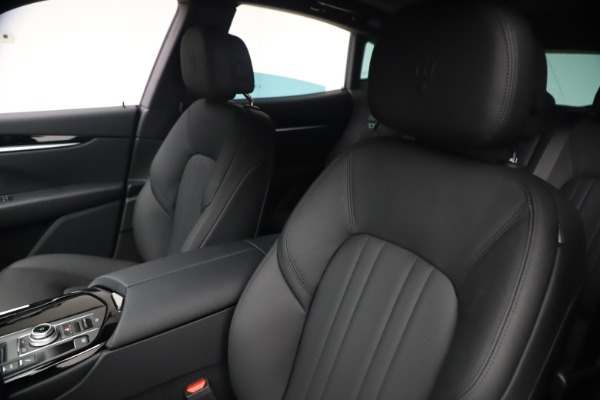 New 2021 Maserati Levante Q4 for sale Sold at Bentley Greenwich in Greenwich CT 06830 15