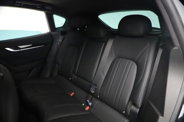 New 2021 Maserati Levante Q4 for sale Sold at Bentley Greenwich in Greenwich CT 06830 19