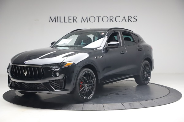 New 2021 Maserati Levante Q4 for sale Sold at Bentley Greenwich in Greenwich CT 06830 2