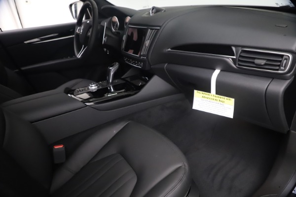 New 2021 Maserati Levante Q4 for sale Sold at Bentley Greenwich in Greenwich CT 06830 21