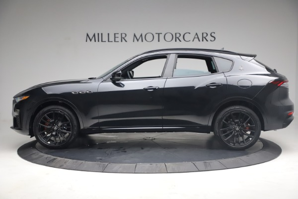 New 2021 Maserati Levante Q4 for sale Sold at Bentley Greenwich in Greenwich CT 06830 3