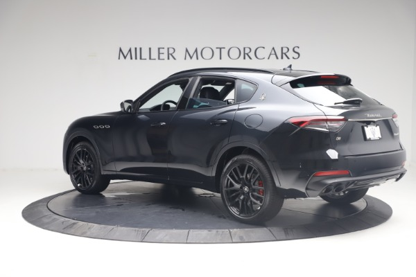 New 2021 Maserati Levante Q4 for sale Sold at Bentley Greenwich in Greenwich CT 06830 4