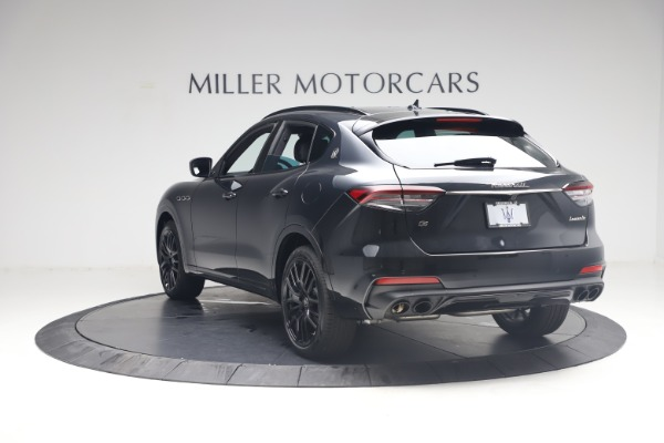 New 2021 Maserati Levante Q4 for sale Sold at Bentley Greenwich in Greenwich CT 06830 5