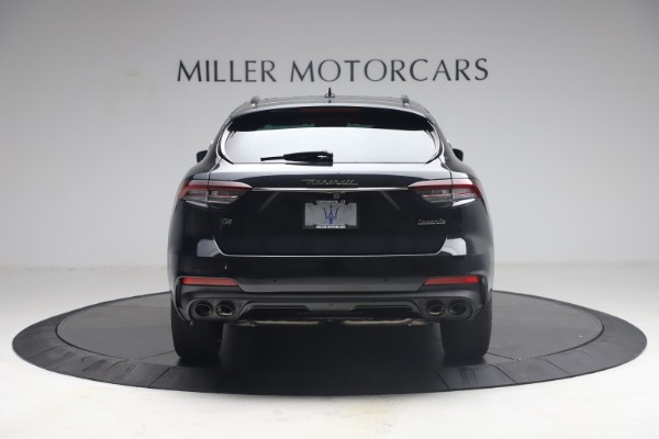 New 2021 Maserati Levante Q4 for sale Sold at Bentley Greenwich in Greenwich CT 06830 6