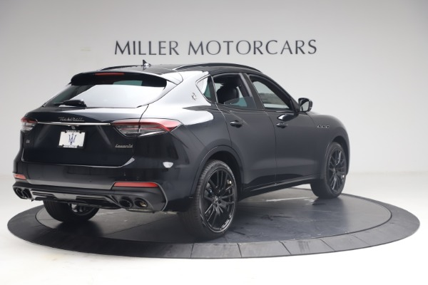 New 2021 Maserati Levante Q4 for sale Sold at Bentley Greenwich in Greenwich CT 06830 7