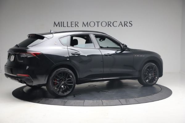 New 2021 Maserati Levante Q4 for sale Sold at Bentley Greenwich in Greenwich CT 06830 8