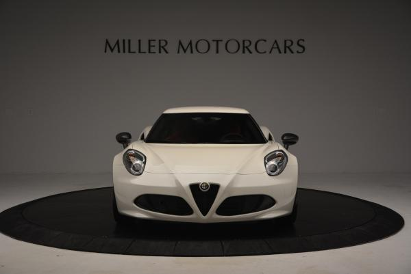 Used 2015 Alfa Romeo 4C for sale Sold at Bentley Greenwich in Greenwich CT 06830 12