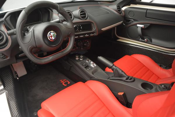 Used 2015 Alfa Romeo 4C for sale Sold at Bentley Greenwich in Greenwich CT 06830 14