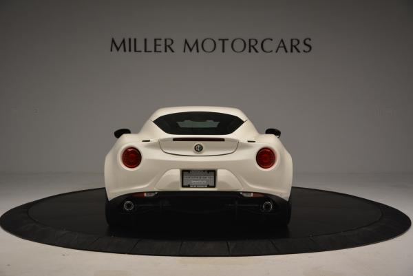 Used 2015 Alfa Romeo 4C for sale Sold at Bentley Greenwich in Greenwich CT 06830 6