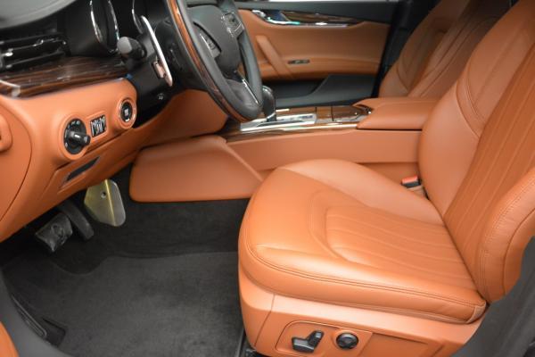 New 2016 Maserati Quattroporte S Q4 for sale Sold at Bentley Greenwich in Greenwich CT 06830 14