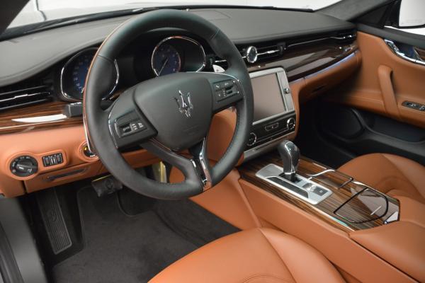 New 2016 Maserati Quattroporte S Q4 for sale Sold at Bentley Greenwich in Greenwich CT 06830 15