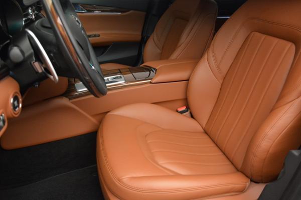 New 2016 Maserati Quattroporte S Q4 for sale Sold at Bentley Greenwich in Greenwich CT 06830 16