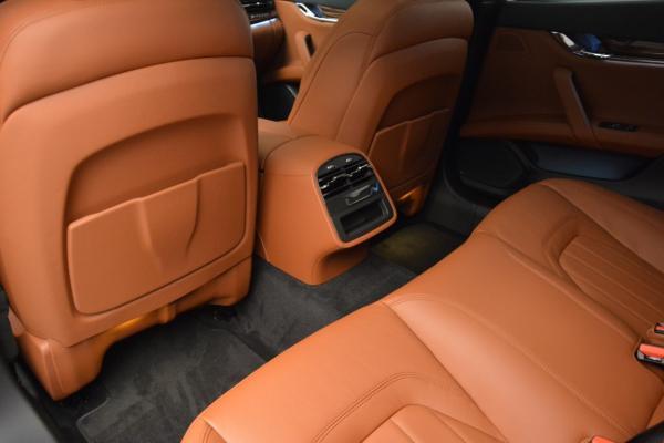 New 2016 Maserati Quattroporte S Q4 for sale Sold at Bentley Greenwich in Greenwich CT 06830 18