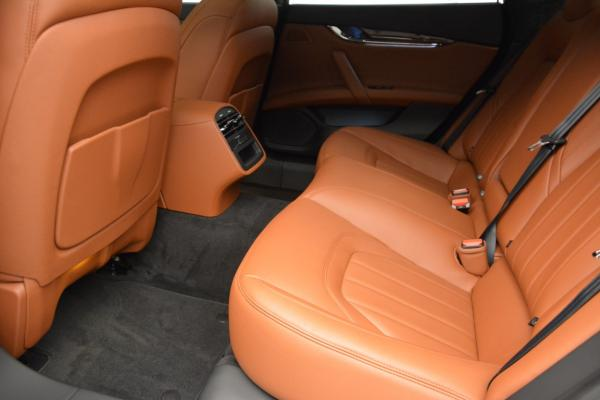 New 2016 Maserati Quattroporte S Q4 for sale Sold at Bentley Greenwich in Greenwich CT 06830 19