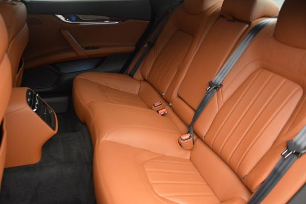 New 2016 Maserati Quattroporte S Q4 for sale Sold at Bentley Greenwich in Greenwich CT 06830 21